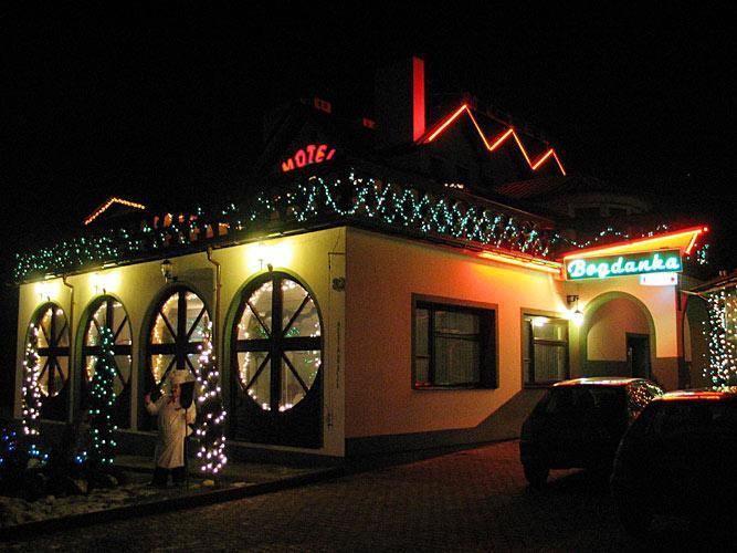 Motel Bogdanka | Co zwiedzać, jak zwiedzać i co warto zobaczyć